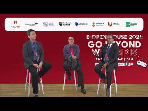 MDIS E-Open House 2021 - School of Business and Social Sciences