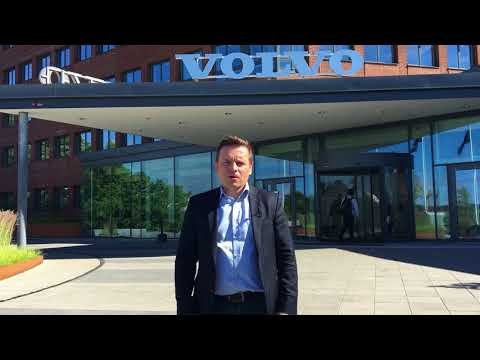 Jens Holtinger Volvo Lastvagnar Nolia Ledarskap