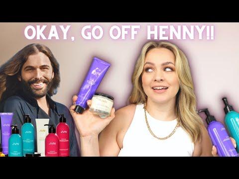 JVN Hair, Celebrity Brand Fab or Fail?? – KayleyMelissa