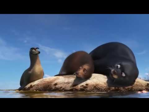 FINDING DORY  Official International Trailer