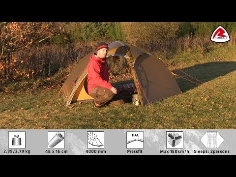 Raptor Backpacking Tent - 2018 | Pure Outdoor Passion