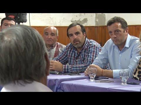 """""""Ha quedado demostrada la existencia de la voluntad del Gobierno Provincial"""""""