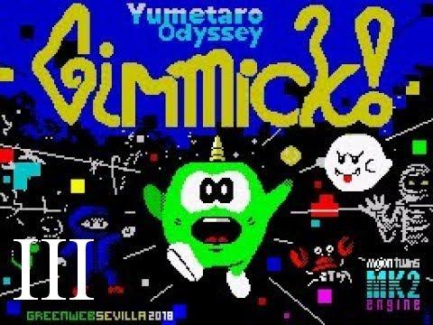 DIRECTO - GIMMICK! Yumetaro Odyssey (ZX SPECTRUM) (III)