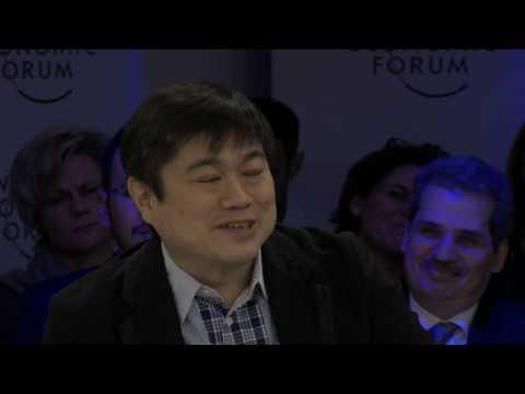 Davos 2017 - An Insight An Idea with Joichi Ito