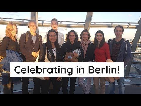 Celebrating in Berlin! photo