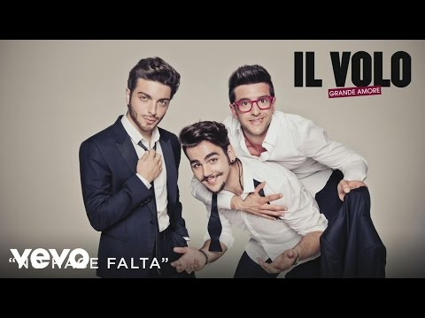 Il Volo - No Hace Falta (Cover Audio) - UCBUHP9ymhOcJqpahtNsb7hg