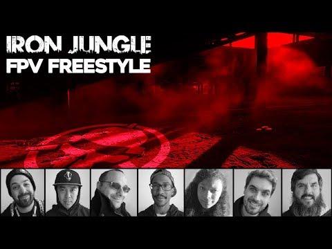 FPV Freestyle: Iron Jungle - UCemG3VoNCmjP8ucHR2YY7hw