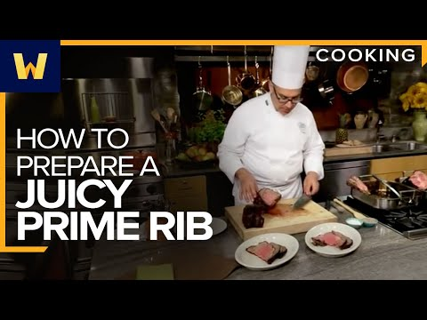 How To Prepare a Juicy Prime Rib I The Great Courses - UC-98P1HknuXGxDYNwlxsKwQ