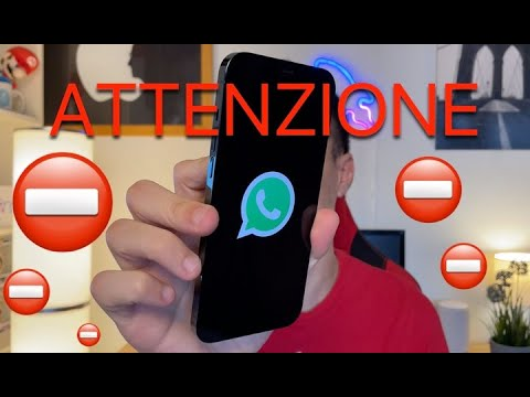 WhatsApp: GRAVISSIMA TRUFF4 in ITALIA