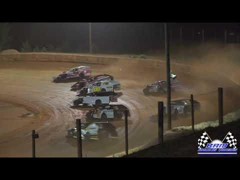 602 Modified Feature - Ararat Thunder Raceway 7/9/21 - dirt track racing video image