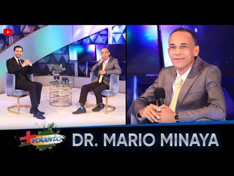 """Dr Mario Minaya: """"Hay que vivir con la verdad"""" MAS ROBERTO"""
