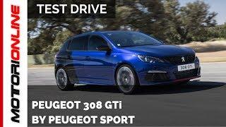 Peugeot 308 GTi by Peugeot Sport | Test drive