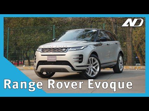 Range Rover Evoque 2020 - Sofisticada y ruda al mismo tiempo - Primer Vistazo