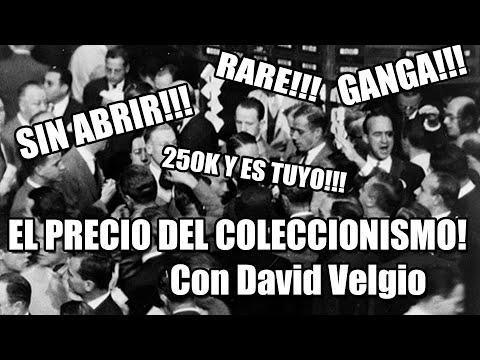 COMPRAR JUEGOS RETRO DE SEGUNDA MANO | EL PRECIO DEL COLECCIONISMO  | DAVID VELGIO |
