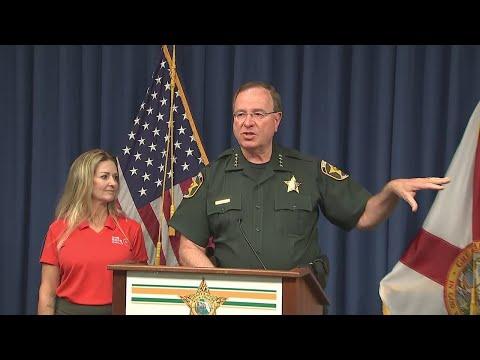 Live: Sheriff Grady Judd announces 16 arrests after child porn sting