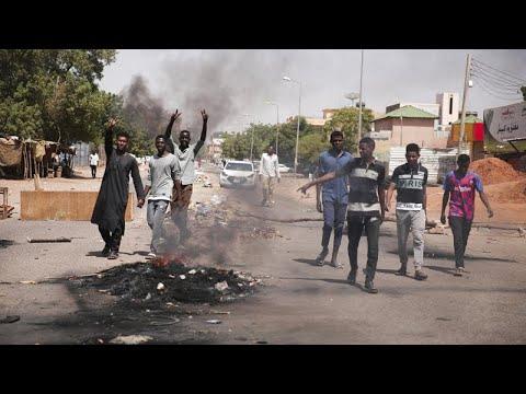 """Szudán: a miniszterelnök a puccsista tábornok """"vendége"""""""