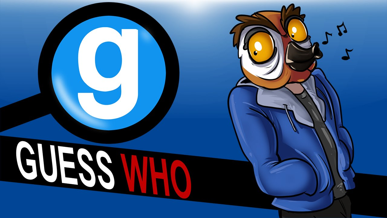 Gmod Ep  46 GUESS WHO? - AM I VANOSS??? (Garry's Mod Funny Moments
