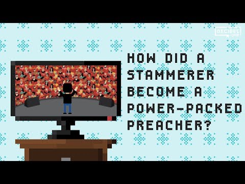 How did a stammerer become a power-packed preacher? - Less Is More - Ep 4