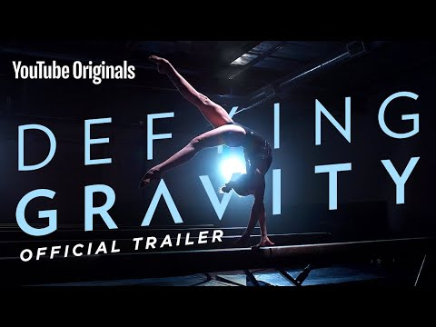 DEFYING GRAVITY: The Untold Story Of Women's Gymnastics (Trailer)