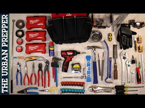 What's In My Tool Bag? (Tool Bag Tour)