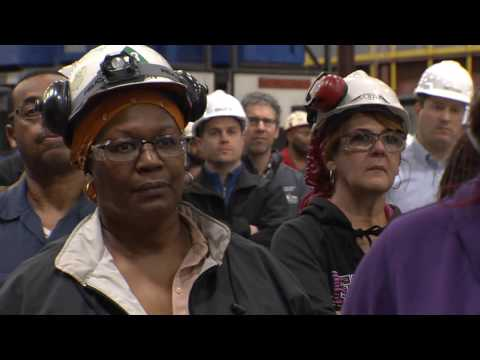 Martin Luther King Celebration at Newport News Shipbuilding