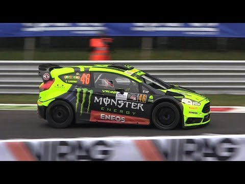 Best of Monza Rally Show 2017 - FAIL, Action & Pure Sound!