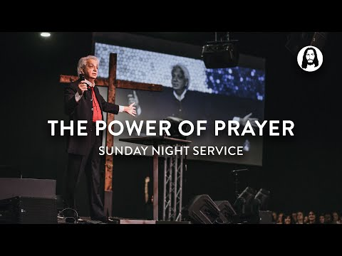 The Power of Prayer  Benny Hinn  Sunday Night Service