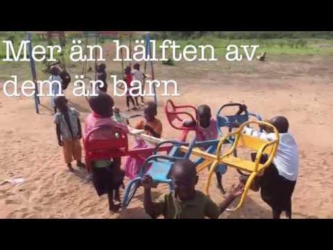 Humanitära krisen i Sydsudan drabbar barnen värst