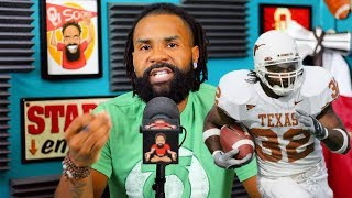 Cedric Benson, Ricky Williams and an era of all-time great Texas Longhorn running backs