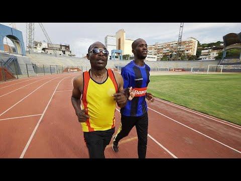 Angola halkının gurur ve ilham kaynağı olan olimpiyat şampiyonu Jose Sayovo ile tanışın