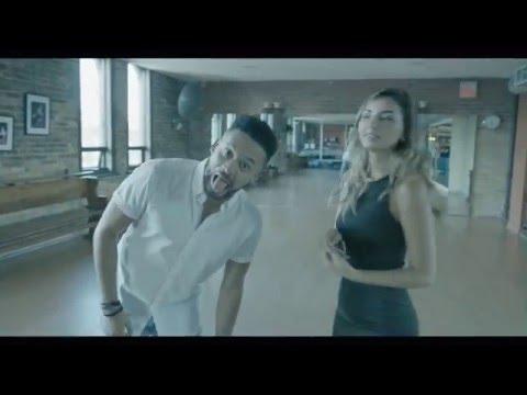 Alx Veliz | Dancing Kizomba | Making of The Video