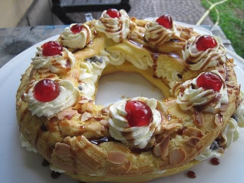 Paris Brest con Crema Chantilly all'Italiana - UCu0OzMylgXkDpD_umoId5Lw