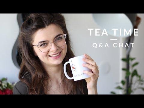 Living With A Non-Vegan, Books & D&D | Tea Time Q&A