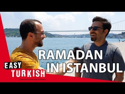 Ramadan and Eid ul-Fitr in Istanbul - Easy Turkish 10 photo