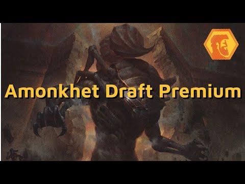 MTGA Amonkhet Draft - Rakdos Escorpião