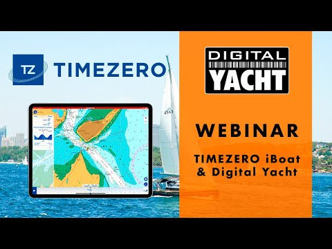 TimeZero iBoat & Digital Yacht