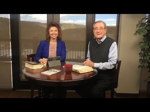 Andrew's Live Bible Study - Happy Caldwell - April 30, 2019