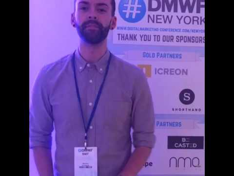 SEO and Social Media Keynote Conference Testimonial