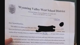 School District Threatens To Put Kids In Foster Care Over Lunch Debts