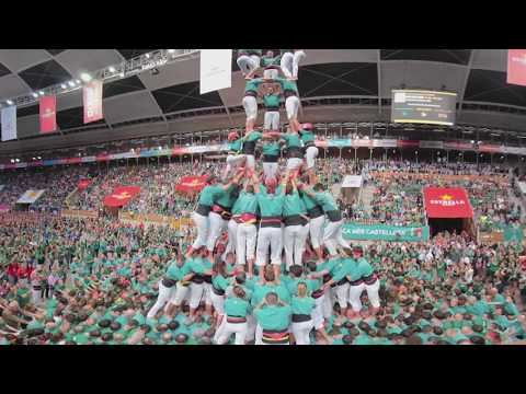 FEM PINYA! Roots of the human towers of Catalonia
