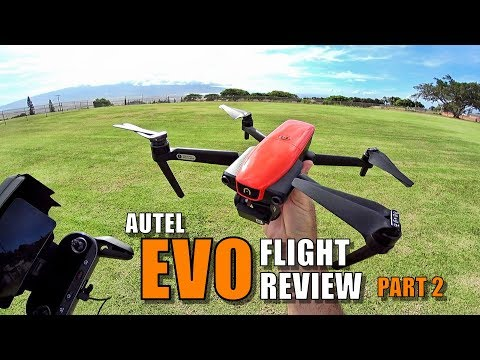 AUTEL EVO Review - Flight Test Part 2 In-Depth [Waypoints, Cam Zoom, RTH Accuracy] - UCVQWy-DTLpRqnuA17WZkjRQ