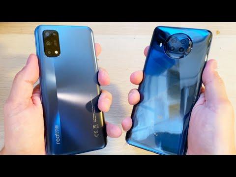 Realme 7 5G vs Xiaomi Mi 10T lite. La compra del Black Friday