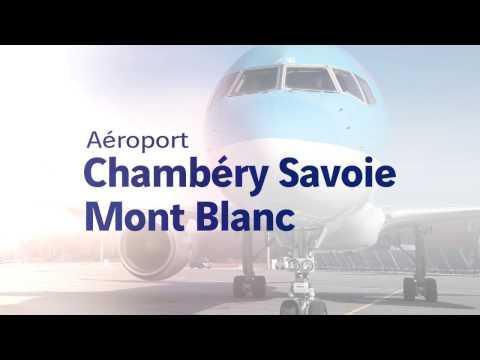 L'aéroport de Chambéry Savoie devient Chambéry Savoie Mont Blanc