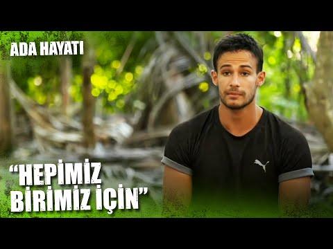 Batuhan'dan Takımına İnanılmaz Taktik | Survivor 2021