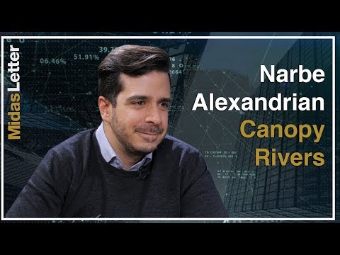 Canopy Rivers Inc.(TSE:RIV) CEO, Narbé Alexandrian