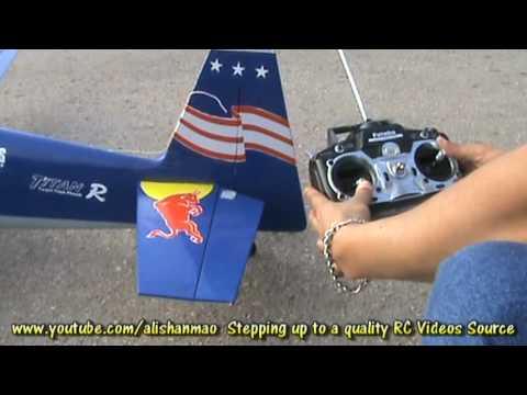 How to land a Nitro RC Plane - UCsFctXdFnbeoKpLefdEloEQ