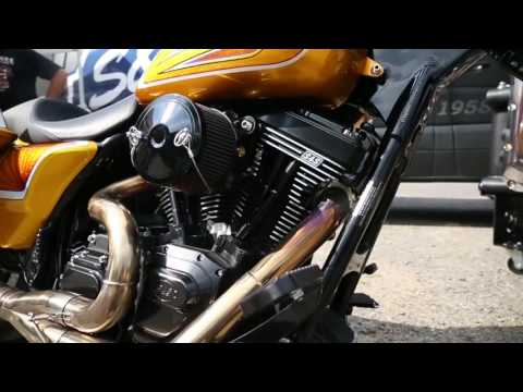 An Interview with Josh Rundlett - S&S Powered Road King