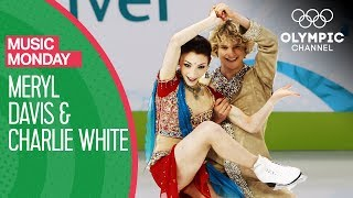 Meryl Davis & Charlie White honor Bollywood music and dance! | Music Monday