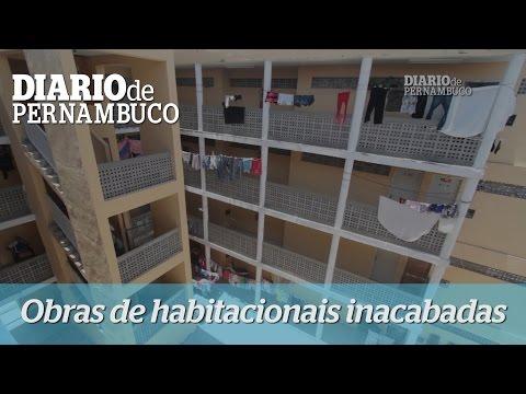Conjuntos Habitacionais inacabados