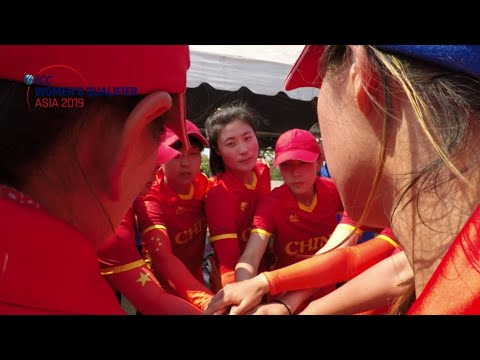 ICC Women's Qualifier - Asia 2019 | China v Malaysia Highlights
